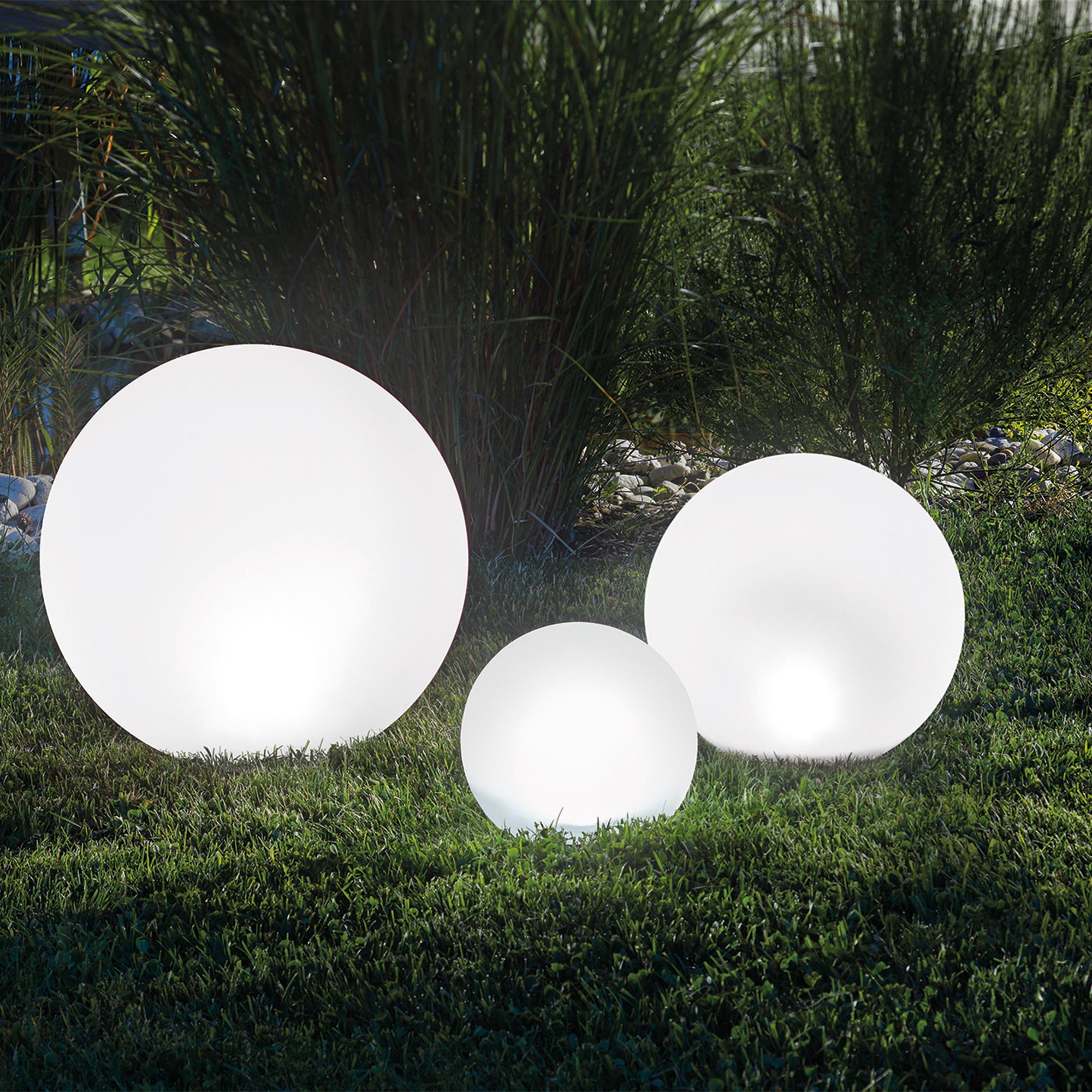solar leuchtkugelset 20 30 40cm solarkugel gartenlampe solarlampe esotec 102614 ebay. Black Bedroom Furniture Sets. Home Design Ideas